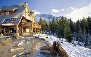 Kanada - Hidden Ridge Resort
