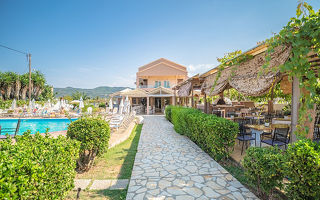 Grecja - Hotel Blue Sea