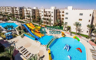 Egipt - NUBIA AQUA BEACH RESORT & AQUAPARK