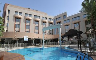 Izrael - BE Club Hotel