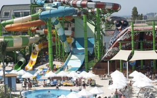 Turcia - CRYSTAL WATERWORLD RESORT &