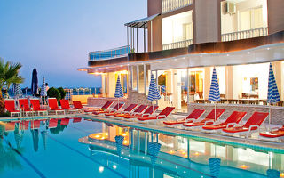 Turcja - Dogan Beach Resort & Spa