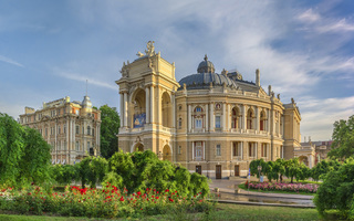 Ukraina - City Break Odessa
