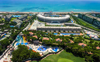 Turcja - MAXX ROYAL BELEK GOLF RESORT