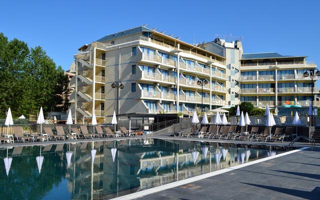 Bułgaria All Inclusive ▪ hotel Aquamarine