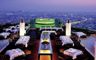 Tajlandia - Tower Club at Lebua