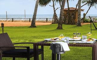 Sri Lanka - Royal Palms Beach Hotel