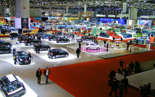 Szwajcaria - International Motor Show Geneva