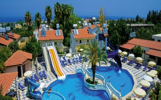 Kipras - Riverside Garden Resort
