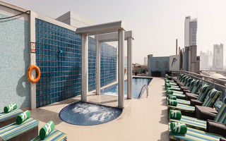 Emiraty Arabskie - Holiday Inn Al Barsha