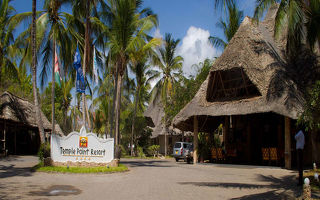 Kenia - Temple Point Resort