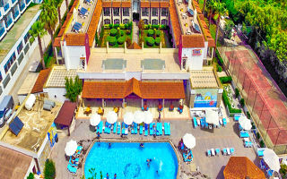 Turcja - Tiana Beach Resort