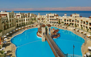 Jordania - Crowne Plaza Dead Sea