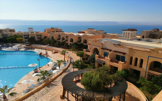 Jordania - Crowne Plaza Jordan Dead Sea Resort&SPA