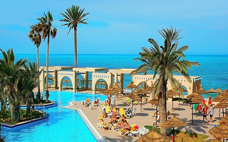 Tunisas - Zita Beach Resort Zarzis