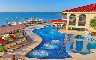 Meksyk - ALL RITMO CANCUN RESORT & WATERPARK