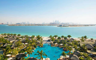 Emiraty Arabskie - SOFITEL DUBAI THE PALM RESORT AND SPA