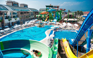 Turcja - CRYSTAL WATERWORLD RESORT&SPA
